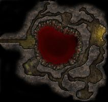 Tomb of blood Everflowing level 2 by simonutp