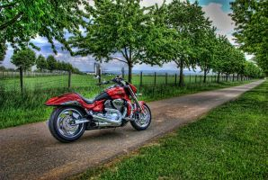 Motorcycle HDR 04 by Creative--Dragon