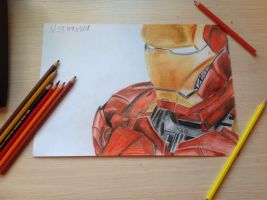 Iron Man by Sofika0707