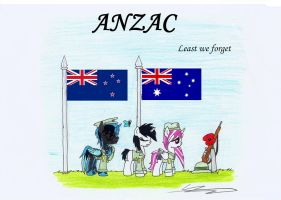 ANZAC Day by AZ-Derped-Unicorn