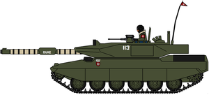 MBT-70 Patriot by IgorKutuzov