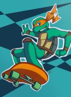 COWABUNGA by zims-lost-soul