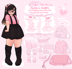 Meet the artist by PastelBits