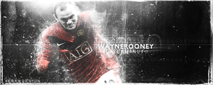 Waynrooney by issam-gfx