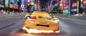 Flaming Hot! by CARS2LUVR