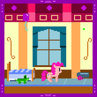 Pinkie's Quest (a Retro Pony Pixels Adventure) by Zztfox