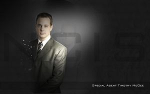 NCIS - McGee by Nikky81