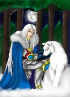 The Wolf Prince by Gothic-Archangel