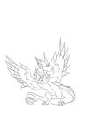 Pueblan Angelic Form 2 by unseenpsychotichell