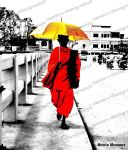 Monk by BarrieManners