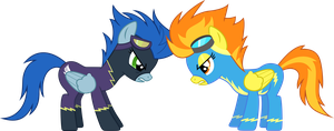 Light vs Shadow by D4SVader