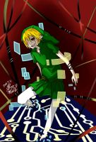 Ben_Drowned by MHD0524
