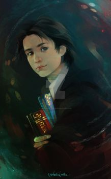 Severus by MarinaMichkina