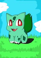 Cute Bulbasaur by NIGHTSandTAILSFAN