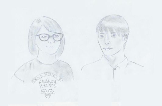REQUEST Andie and Donghae by RoxyValentine