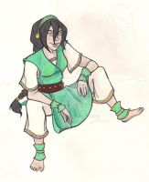 Sweet 16: Toph by Kelev