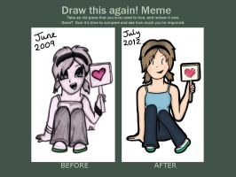 Draw This Again Meme - 2 by Helen--127