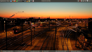 Ubuntu 11.10 Screenshot by nekron29