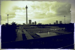 Monas by aushoot