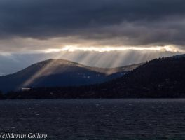 Tahoe sunset130414-10 by MartinGollery