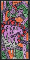 Fear of Numbers by GraphRicks
