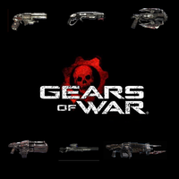 Gears Weaponry Download by KuruptNightmare
