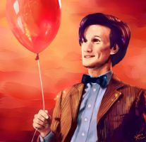 The Doctor by venellah