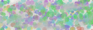 chalky color bubbles by punkliss