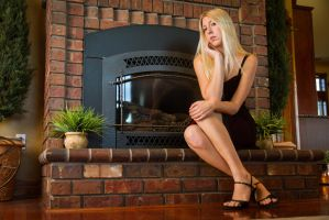Fire Place by DanikaMilles