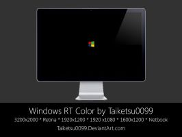 Windows RT Color by Taiketsu0099 by Taiketsu0099