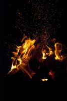 Magic fire 06 by Ayelie-stock
