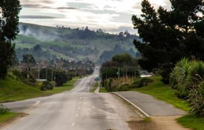 Small Town Otago by firouz222