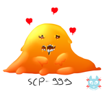 SCP-999 by lessy652
