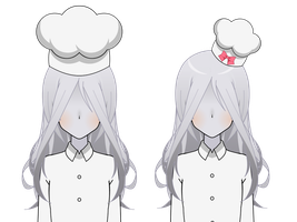 Chef Hats [Kisekae Export] by Idessa