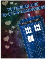 Doctor Who VDay 1 by Shawnywithay