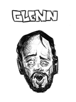 Glenn - Co-host in Twitch by Keisarinvaimo