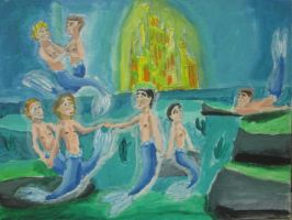 Brothers of Atlantica by Caharvey