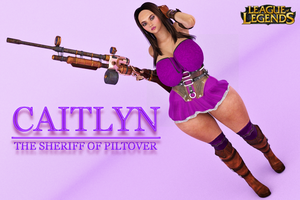 Caitlyn 3 by SuperTito