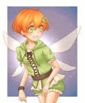 fairy rin by jsunny
