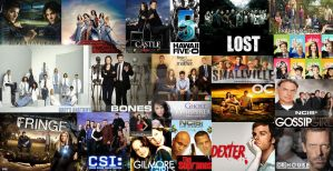 Ten Years Of Tv Series by Gabriel-From-Rome