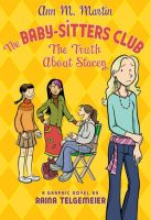 The Truth About Stacey Cover by goraina