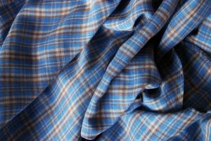 Creased Fabric Texture 01 by fudgegraphics