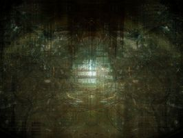 abstract texture by eRiQ