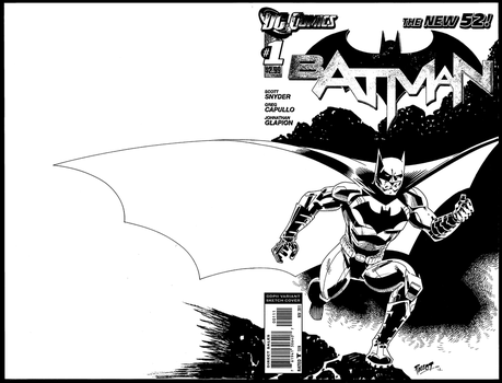 Batman12001 by terrypallot