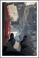 Looking Down by DL-Photography