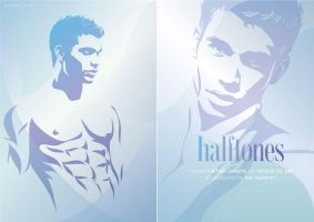 HALFTONES with NATHAN OWENS by kaikarenin