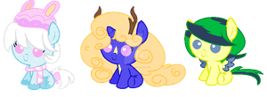Foal Auction {OPEN:: 2/3} by strawberrymeopin