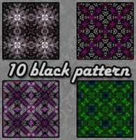 black pattern by Sweet83