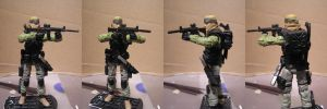Commando Hicks Reese by action-figure-opera