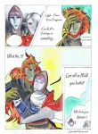 Ganondorf's Keep part 2 by HisBelovedPrincess